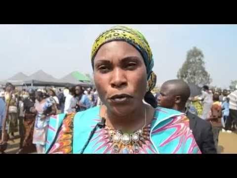 Fifi Masuka croit aux atouts de Félix Tshisekedi pour résoudre les conflits en Afrique.