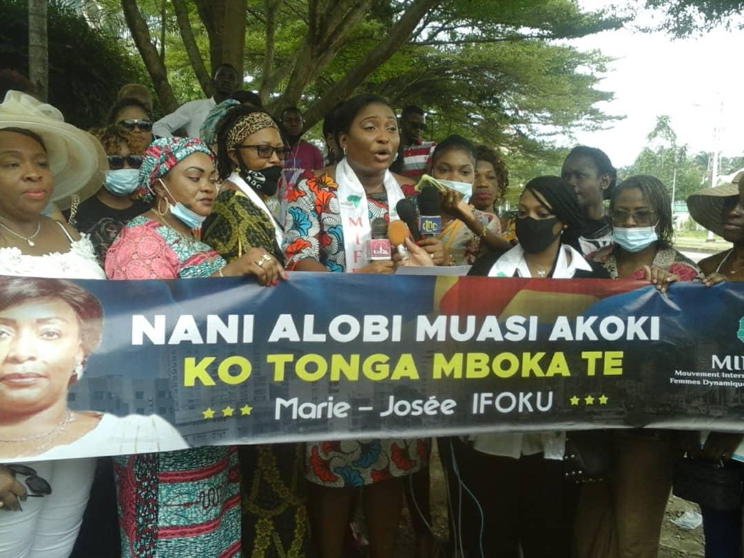 RDC – Primature : Les femmes portent leur choix sur Marie José Ifoku