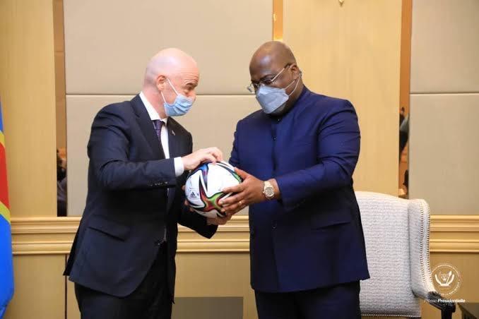 Gianni Infantino réaffirme l'engagement de la FIFA de promouvoir le Football Féminin