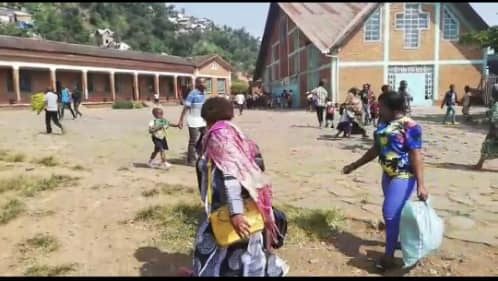 Vaccin contre Covid19 à Lubumbashi : Psychose dans les écoles ce jeudi 25 Février