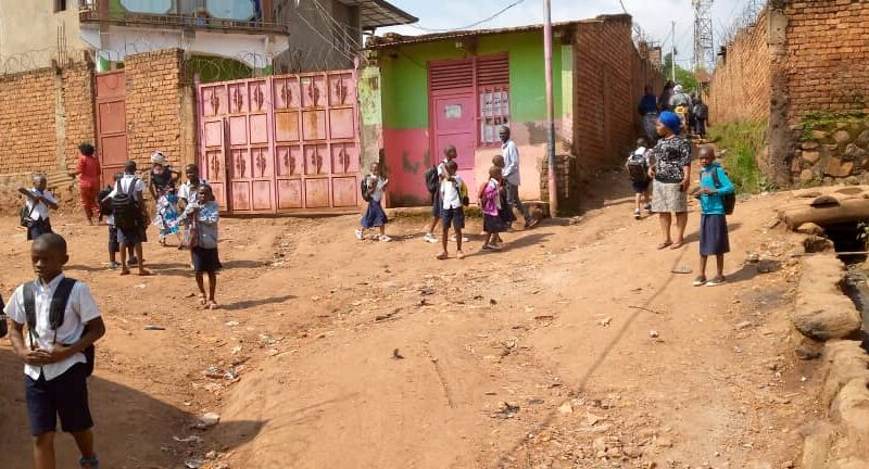 Par crainte du vaccin Covid19, les classes se sont vidées à Buka
