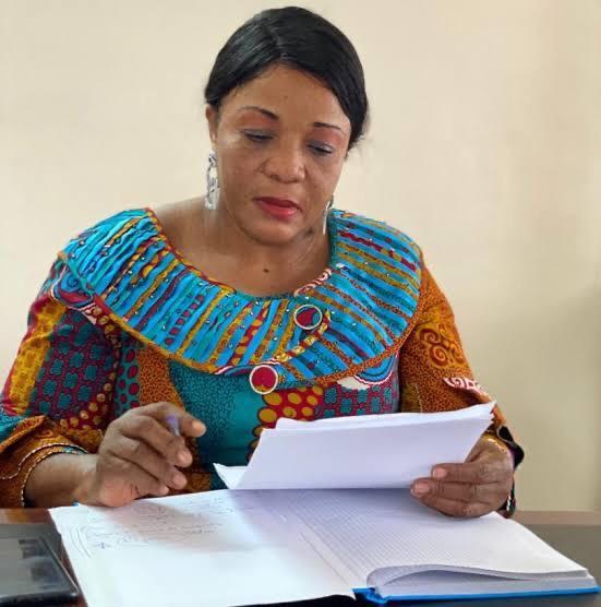 """Faida Mwangilwa : """" A la tête de l'UA, que la RDC soit un modèle dans l'intégration de la politique genre en Afrique"""