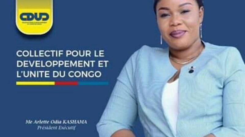 CDUC, de quoi s'agit-il ? Me.Arlette-Odia Kashama répond aux questions de POURELLE.INFO
