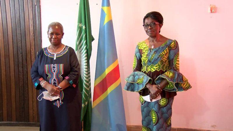RDC: Bintou Keita promet d'accompagner les efforts du chef de l'État pour la paix à l'Est.