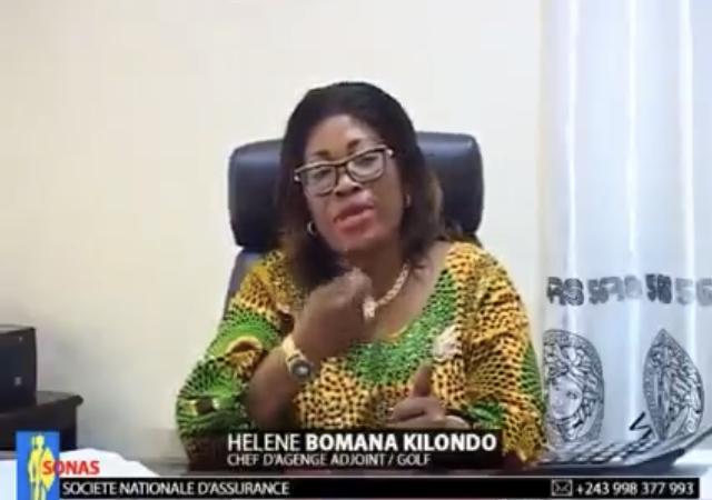 Hélène Bomana de la Sonas suspendue de ses fonctions
