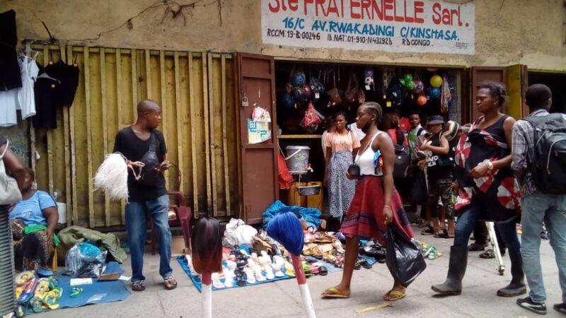 Covid 19 : Les vendeuses du grand marché de Kinshasa lancent un SOS aux autorités du pays