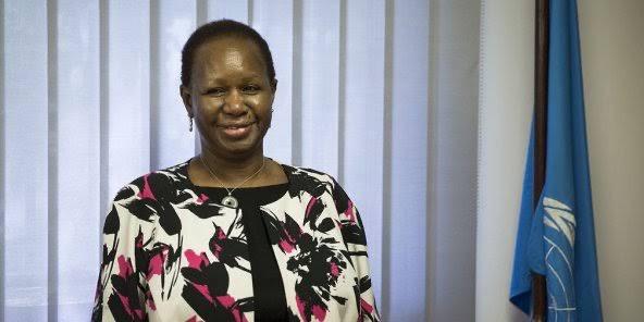 La nouvelle cheffe de la Monusco Bintou Keita, déjà à Kinshasa