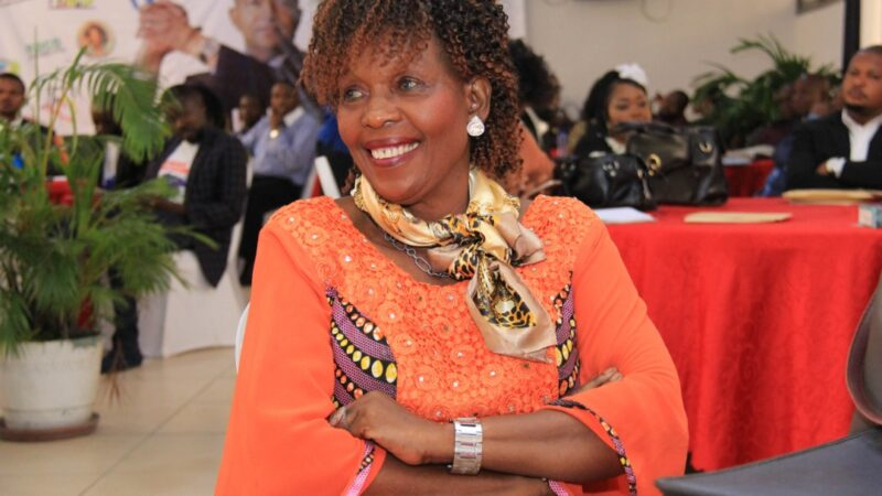 Gouvernement Sama Lukonde : Georgette Biebe Songo milite pour au moins 30% de femmes.