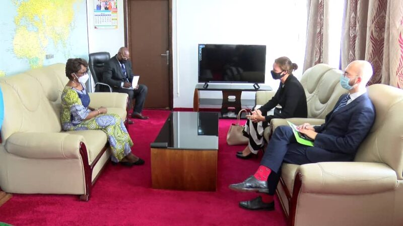 Diplomatie : Renforcement coopération Kinshasa – Londres