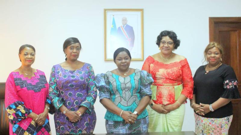 Violences faites aux femmes : Marie-Josée Ifoku chez Béatrice Lomeya.