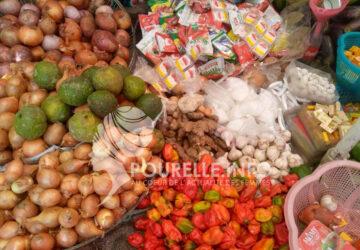 Kinshasa-Hausse des prix des denrées alimentaires : Les vendeuses et clientes s'en plaignent