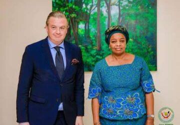 La Suède s'engage à soutenir la RDC dans l'Environnement et le Développement durable