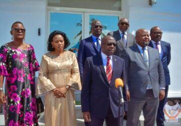 Fraude minière: Le premier ministre instruit Antoinette N'samba à retracer le manque à gagner pour le pays
