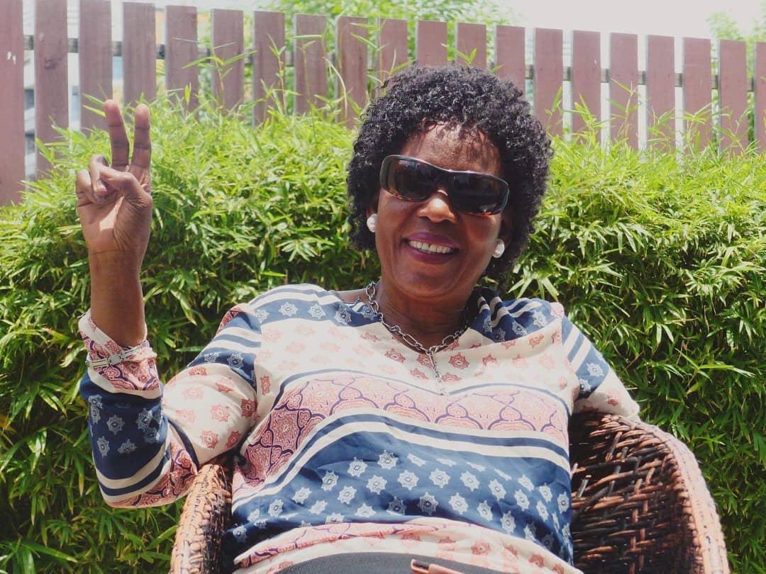 30 juin 2021 : Georgette Biebie rend hommage aux pionnières politiques des années 1967.