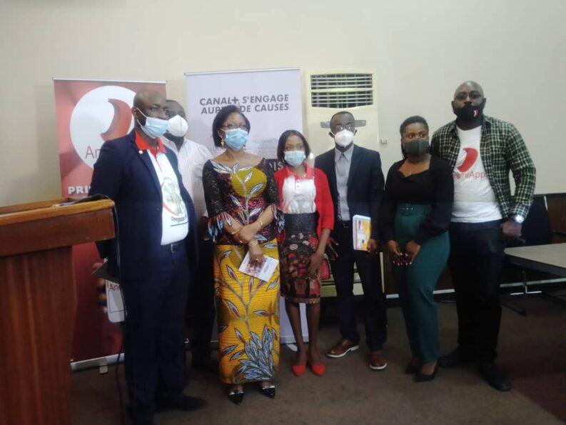 JM lutte contre la drépanocytose : ‹‹Nous souffrons en souriant, c'est ça la vie d'un drépanocytaire ››, dixit Rose Kokolo