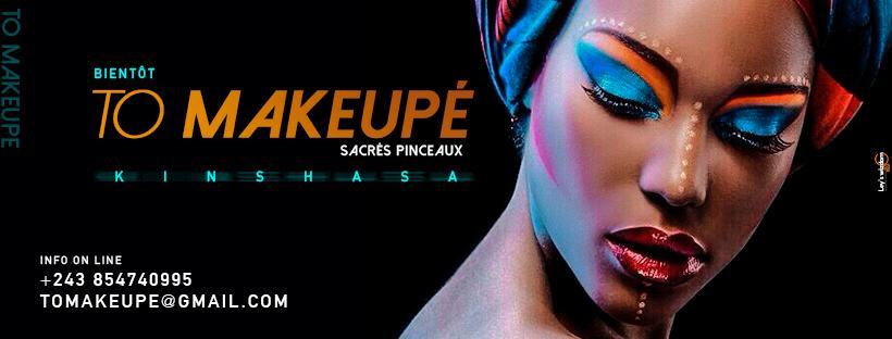 To Makeupé – Banner Logo