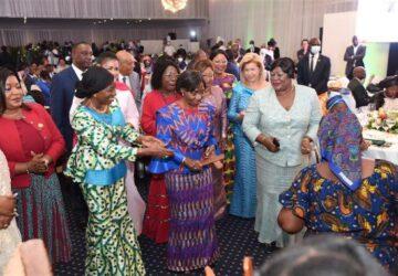 Côte d'Ivoire : Les femmes leaders du pays ont célébré Henriette Diabaté, chancelière de l'ordre national