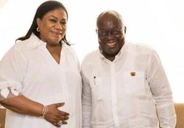 Ghana : L'épouse du Président refuse le salaire de Première Dame