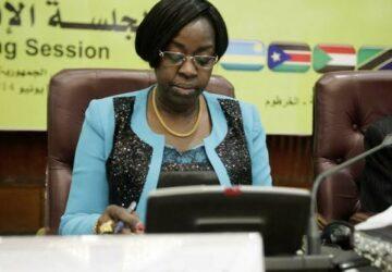 """Soudan du Sud: Jemma Nunu Kumba, devient la première femme """"président du Parlement"""""""