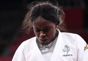J.O Tokyo 2021 Finale Judo : La Française Madeleine Malonga s'incline face à la Japonaise Saori Hamada