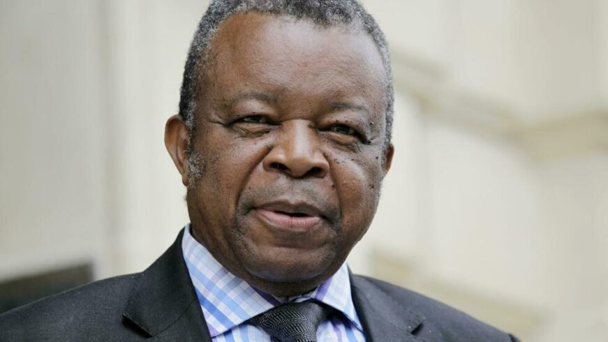 Dr Jean-Jacques Muyembe Tamfum