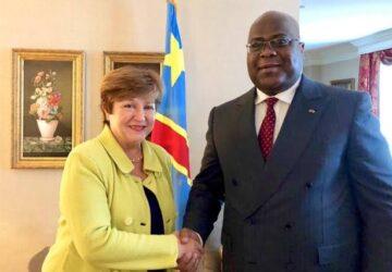 Après l'approbation d'un accord avec la RDC, le FMI verse à l'immédiat un premier acompte de 216,9 milions USD au pays
