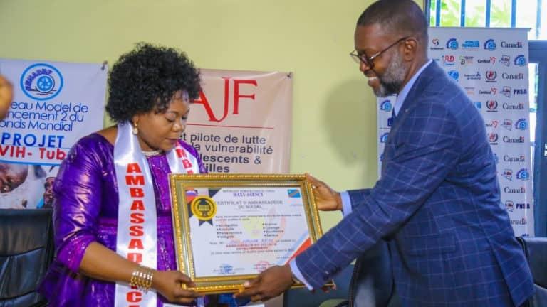 ‹‹ La réussite de la campagne Tolérance Zéro dépend de l'opérationnalisation de tous les axes d'intervention ››, dixit Marie Zaïna Nyombo
