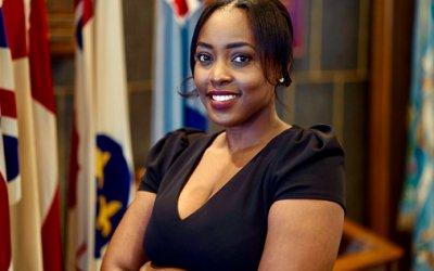 Election parlementaire au Canada: Une noire d'origine burundaise élue députée