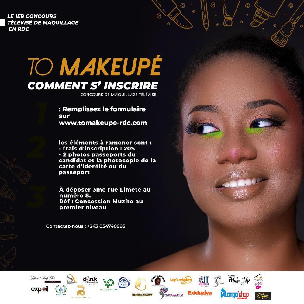 To Makeupé – Banner PourElle
